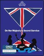 On Her Majesty's Secret Service [Includes Digital Copy] [Blu-ray] [Steelbook] [Only @ Best Buy]