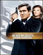 On Her Majesty's Secret Service - Peter Hunt