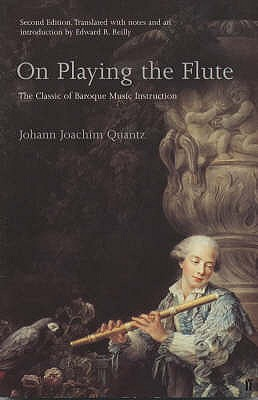On Playing the Flute - Quantz, Johann Joachim