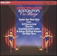 On Stage - John Williams / Boston Pops