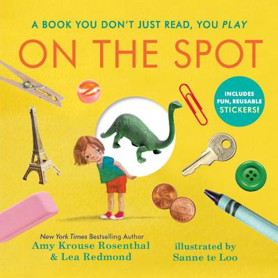 On the Spot: Countless Funny Stories - Rosenthal, Amy Krouse, and Redmond, Lea