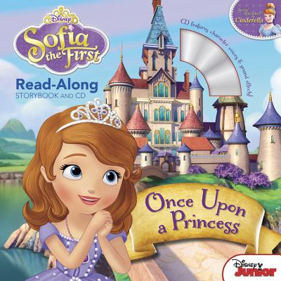 Once Upon a Princess - Robinson, Cindy (Narrator), and Marsoli, Lisa Ann (Adapted by)