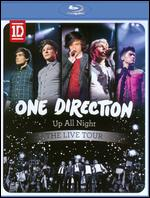 One Direction: Up All Night - The Live Tour [Blu-ray] - David Barnard
