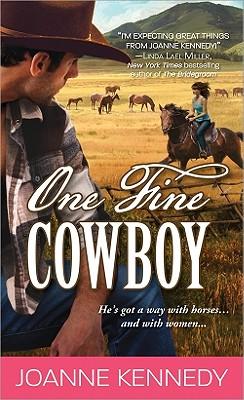 One Fine Cowboy - Kennedy, Joanne