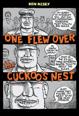 One Flew Over the Cuckoo's Nest - Kesey, Ken, and Faggen, Robert (Introduction by), and Palahniuk, Chuck (Foreword by)