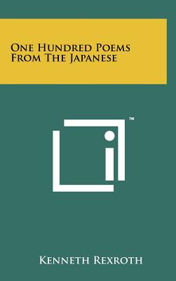 One Hundred Poems from the Japanese - Rexroth, Kenneth