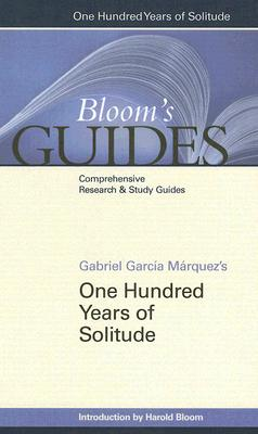 One Hundred Years of Solitude - Garcia Marquez, Gabriel, and Bloom, Harold (Introduction by)
