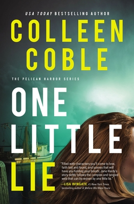 One Little Lie - Coble, Colleen