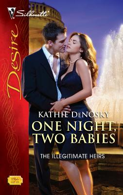 One Night, Two Babies - DeNosky, Kathie