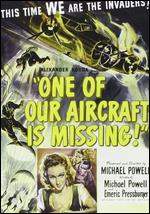 One of Our Aircraft Is Missing - Emeric Pressburger; Michael Powell
