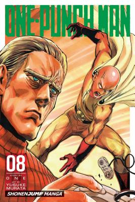 One-Punch Man, Vol. 8 - One