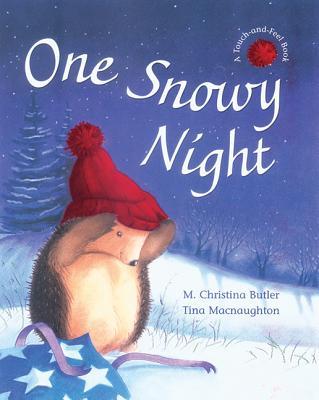 One Snowy Night - Butler, M Christina