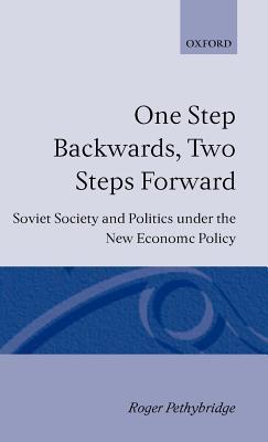 One Step Backwards, Two Steps Forward - Pethybridge, Roger