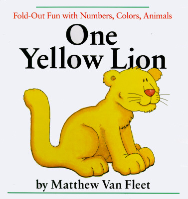 One Yellow Lion -