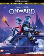 Onward [Includes Digital Copy] [4K Ultra HD Blu-ray/Blu-ray]