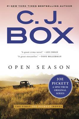 Open Season - Box, C J