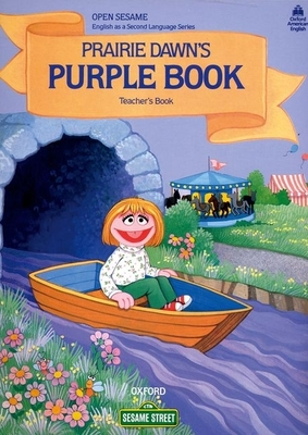Open Sesame: Prairie Dawn's Purple Book: Teacher's Book - Brauer, Jane Zion