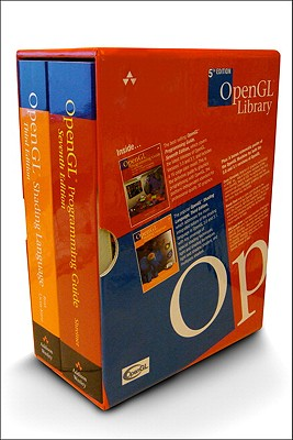OpenGL Library - Shreiner, Dave, and Rost, Randi J, and Licea-Kane, Bill