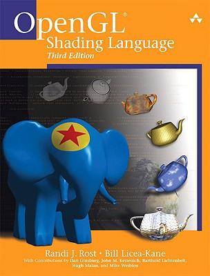 OpenGL Shading Language - Rost, Randi J, and Licea-Kane, Bill, and Ginsburg, Dan
