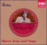 Opera Arias and Songs - Albert Fransella (flute); Aurora Rettore (soprano); Browning Mummery (tenor); Enrico Caruso (tenor);...