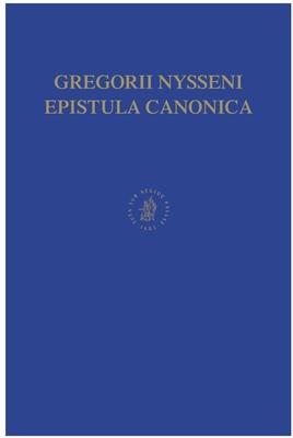 Opera Ascetica Et Epistulae, Volume 2 Epistulae - Gregorius Nyssenus, and Pasquali, Georgius (Editor)