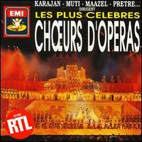 Opera Choruses - John Lanigan (tenor); Kaja Borris (mezzo-soprano); Siegfried Rudolf Frese (baritone); Werner Hollweg (tenor); Ambrosian Opera Chorus (choir, chorus); John Alldis Choir (choir, chorus); René Duclos Choir (choir, chorus)