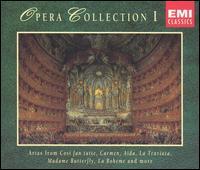 Opera Collection I - Alain Vanzo (tenor); Alfredo Kraus (tenor); Anja Silja (soprano); Beverly Sills (soprano); Boris Christoff (bass);...
