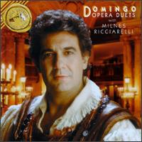 Opera Duets - Katia Ricciarelli (soprano); Plácido Domingo (tenor); Sherrill Milnes (baritone)