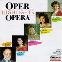 Opera Highlights - Anja Silja (vocals); Anna Tomowa-Sintow (vocals); Cappella Coloniensis; Christof Perick (vocals); Derek Lee Ragin (vocals);...