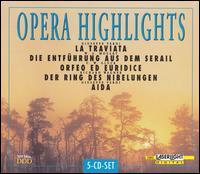 Opera Highlights - Anna Tomowa-Sintow (soprano); Douka Yovcheva (mezzo-soprano); Eszter Kovacs (soprano); Gisella Pasino (mezzo-soprano);...