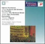 Opera Overtures & Incidental Music
