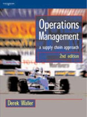 Operations Management: A Supply Chain Approach - Waller, Derek