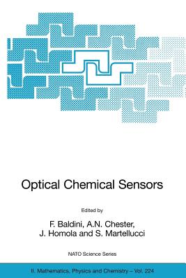 Optical Chemical Sensors - Baldini, F (Editor)