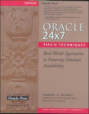 Oracle 24x7 Tips and Techniques - Devraj, Venkat S