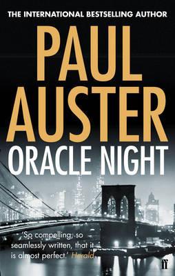 Oracle Night - Auster, Paul