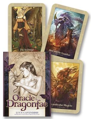 Oracle of the Dragon Fae - Cavendish, Lucy