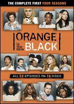 Orange Is the New Black: Seasons 1-4