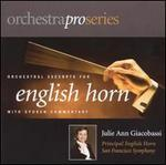 Orchestral Excerpts for English Horn