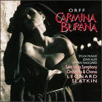 Orff: Carmina Burana - Håkan Hagegård (baritone); John Aler (tenor); Sylvia McNair (soprano); Saint Louis Symphony Chorus (choir, chorus);...