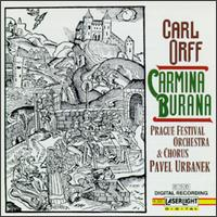 Orff: Carmina Burana - Prague Festival Choir (choir, chorus); Prague Festival Orchestra; Pavel Urbanek (conductor)