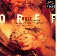 Orff: Carmina Burana - Arleen Augér (soprano); John van Kesteren (tenor); Jonathan Summers (baritone); Philharmonia Chorus (choir, chorus);...