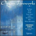 Organ Fireworks, Vol. 9