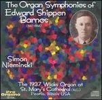 Organ Symphonies of Edward Shippen Barnes