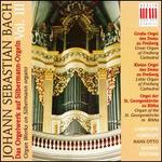 Organ Works on Silbermann Organs, Vol. 3: Johann Sebastian Bach