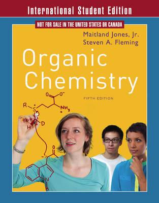 0393937135 organic chemistry maitland jones jr rh alibris com Organic Chemistry Essays Wade Organic Chemistry Exam