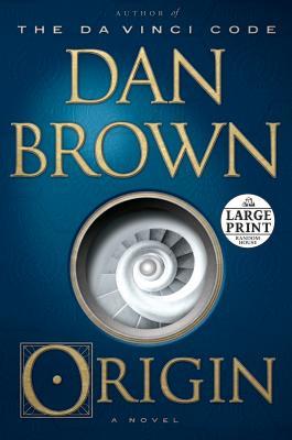 Origin - Large Print - Brown, Dan