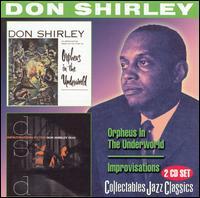 Orpheus of the Underworld/Improvisations - Don Shirley