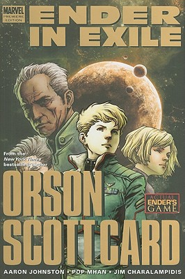 Orson Scott Card's Ender In Exile - Johnston, Aaron, and Mhan, Pop (Artist)