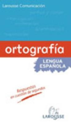 Ortografia De LA Lengua Espanola - AA., Vv.