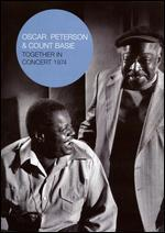 Oscar Peterson & Count Basie: Together in Concert 1974 -